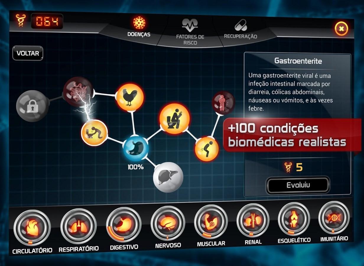 Bio Inc. - Biomedical Game - Imagem 1 do software
