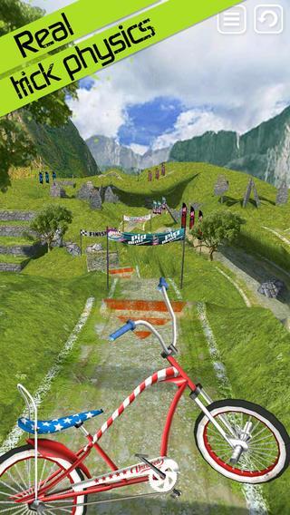 Touchgrind BMX - Imagem 2 do software