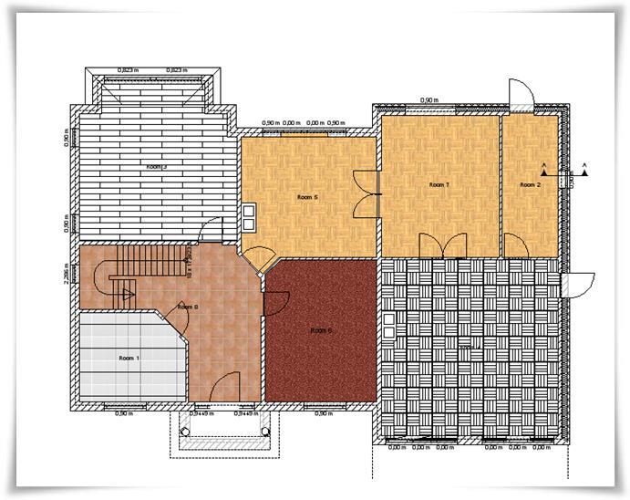 Ashampoo 3D CAD Architecture - Imagem 3 do software