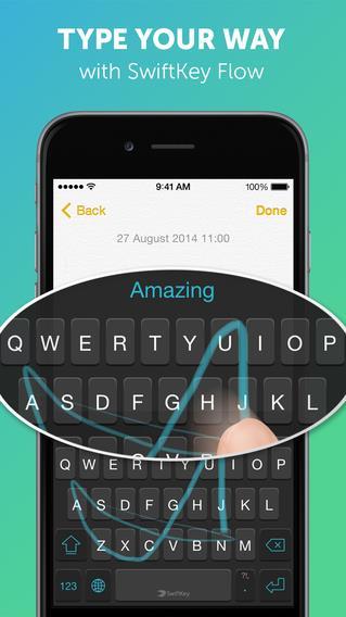 SwiftKey Keyboard - Imagem 2 do software