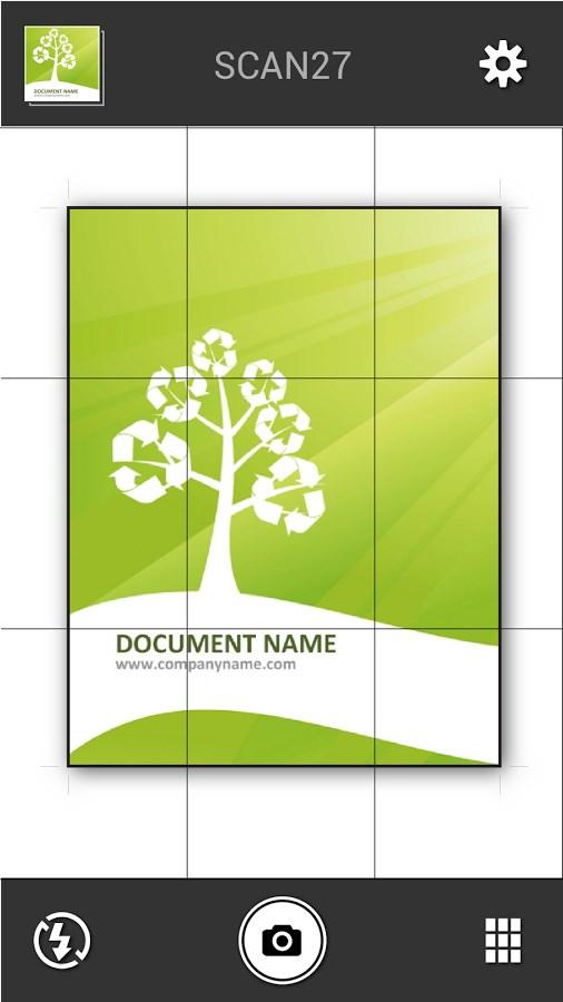 Quick PDF Scanner Free - Imagem 2 do software