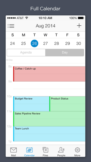 Acompli Email & Calendar - Imagem 2 do software