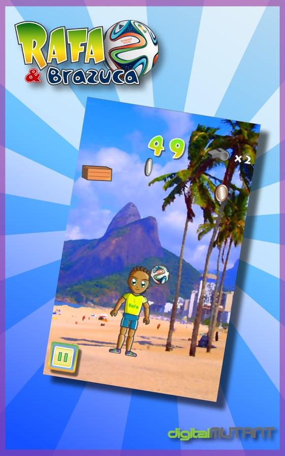 Rafa & Brazuca™ - Imagem 2 do software