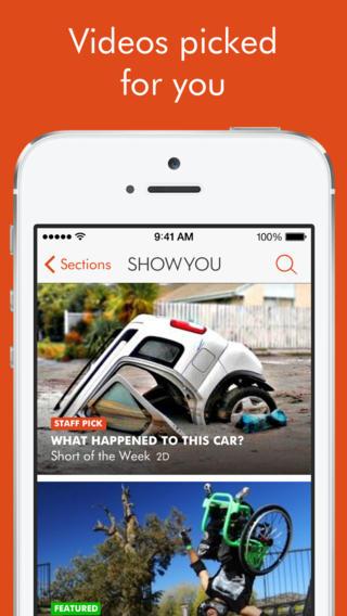 Showyou - Imagem 1 do software