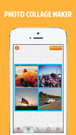 Photo Collage Maker Pro - Imagem 2 do software
