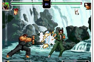 The King of Fighters Extra 2 Mugen Edition Download to