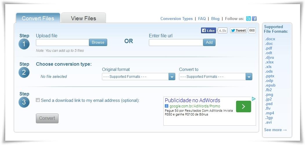 DocsPal - Imagem 1 do software