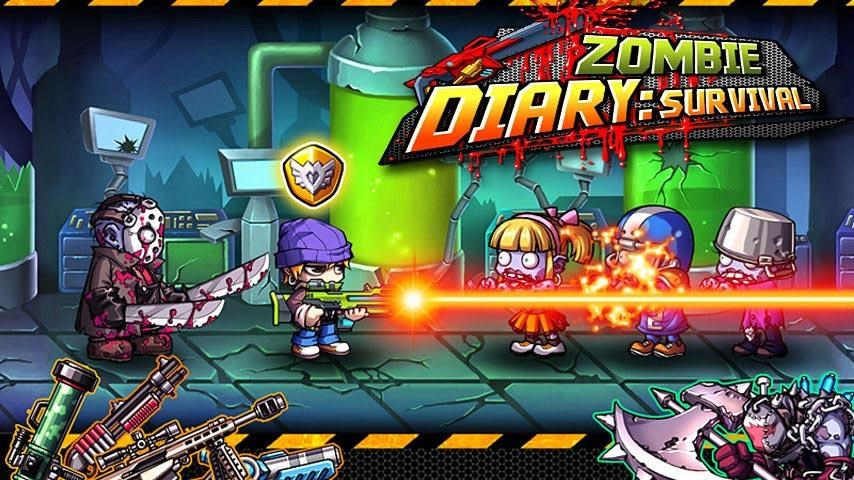 ZombieDiary - Imagem 1 do software