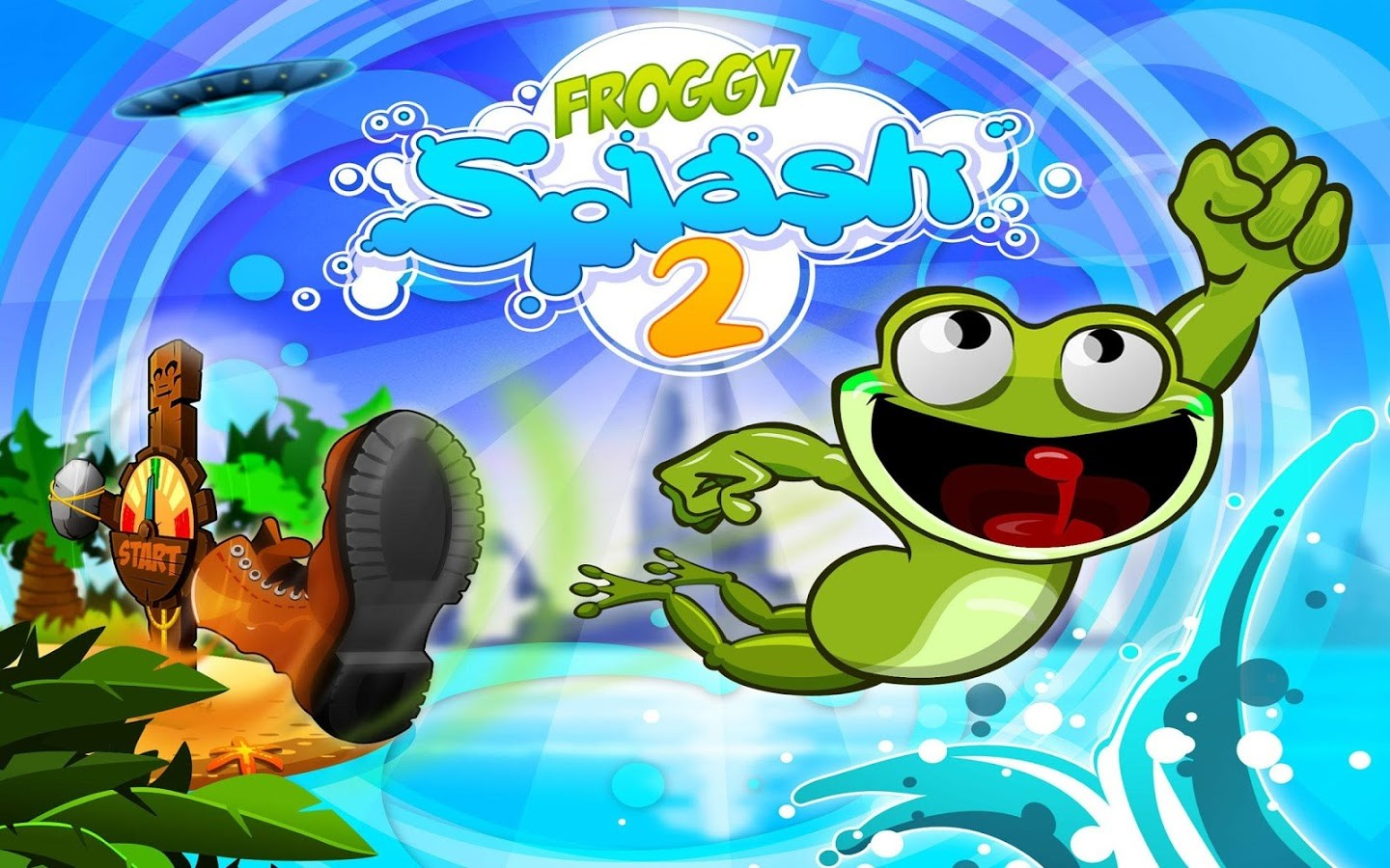 Froggy Splash 2 - Imagem 1 do software