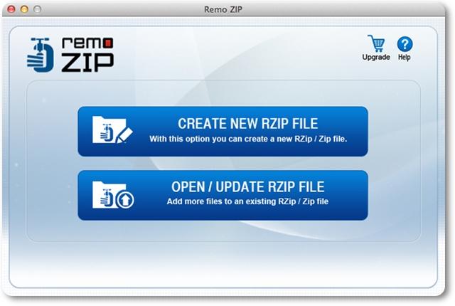 Remo ZIP - Imagem 1 do software