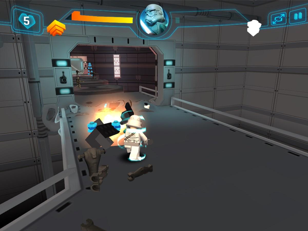 LEGO Star Wars Yoda II - Imagem 1 do software