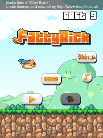 Fatty Rick - Imagem 1 do software