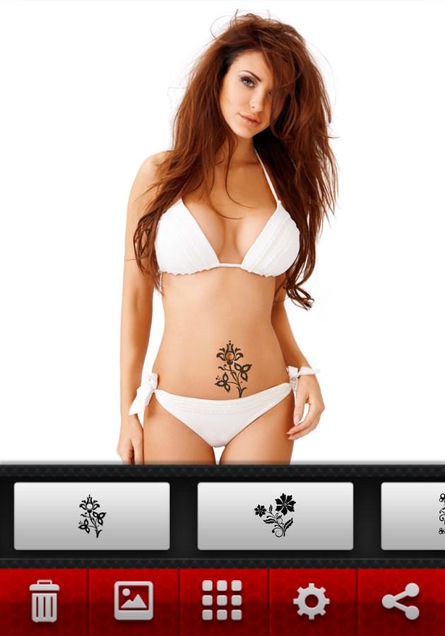 Tattoo Yourself Camera - Imagem 1 do software