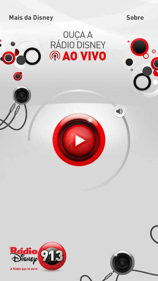 Radio Disney - Imagem 1 do software