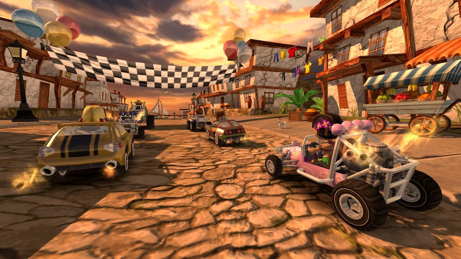 Beach Buggy Racing - Imagem 1 do software
