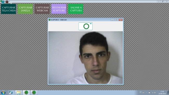Icapture - Imagem 2 do software
