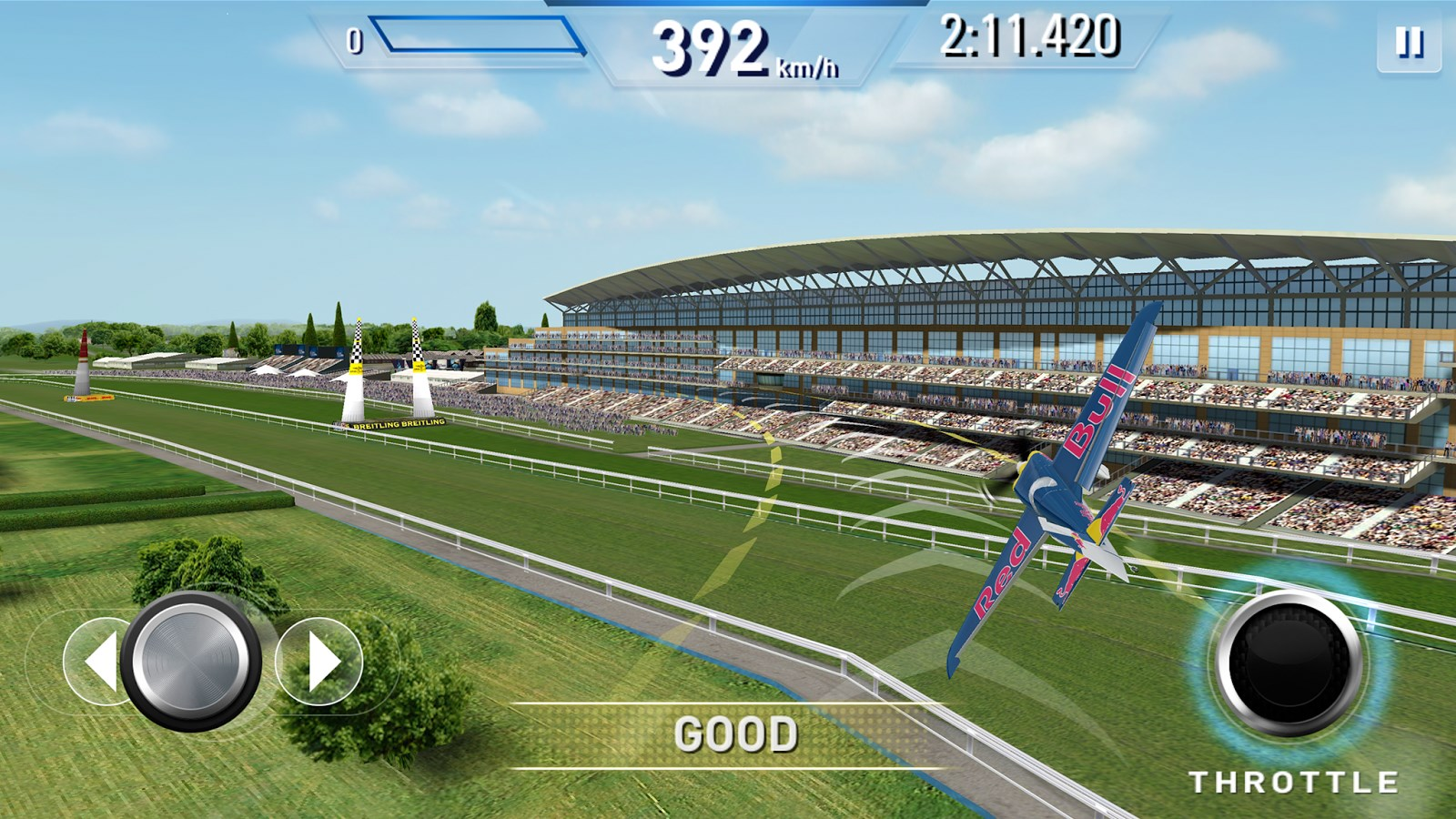 Red Bull Air Race The Game - Imagem 1 do software