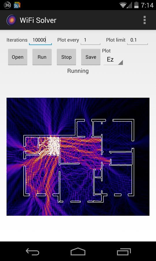 WiFi Solver FDTD - Imagem 2 do software