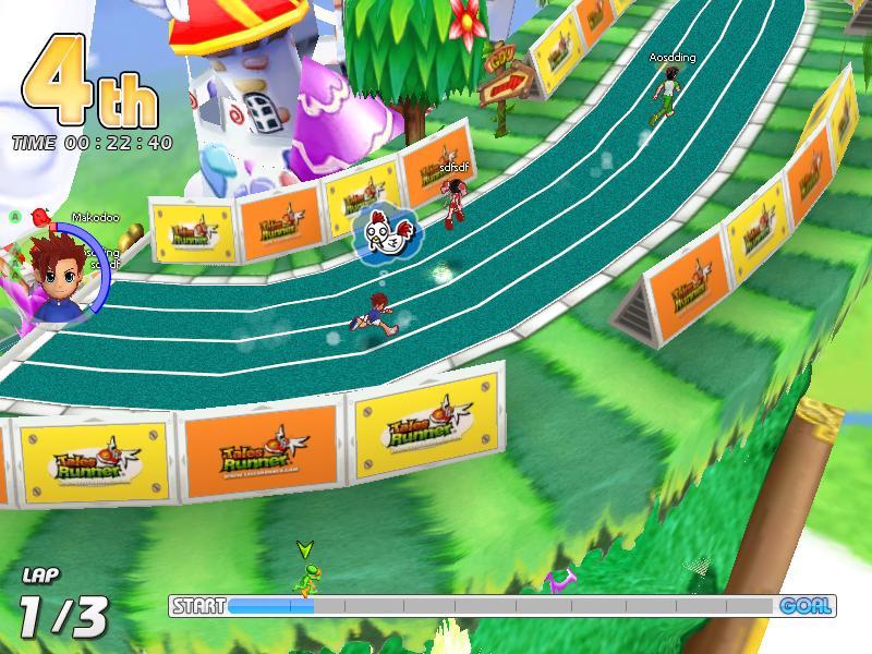 Tales Runner - Imagem 2 do software