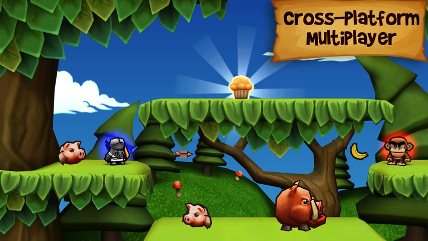 Muffin Knight FREE - Imagem 1 do software