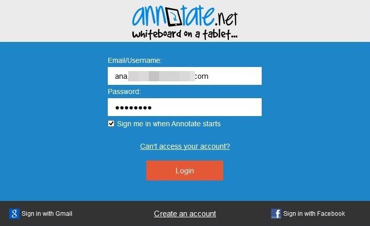 Annotate Mirror Client - Imagem 1 do software
