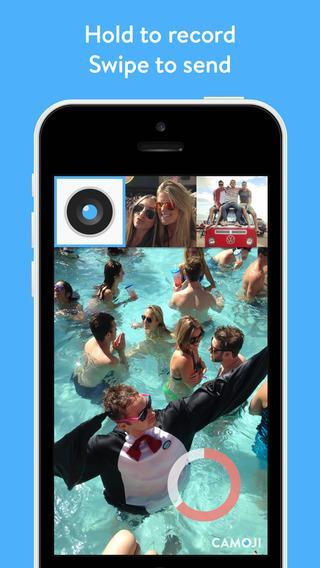Camoji - GIF Camera - Imagem 2 do software