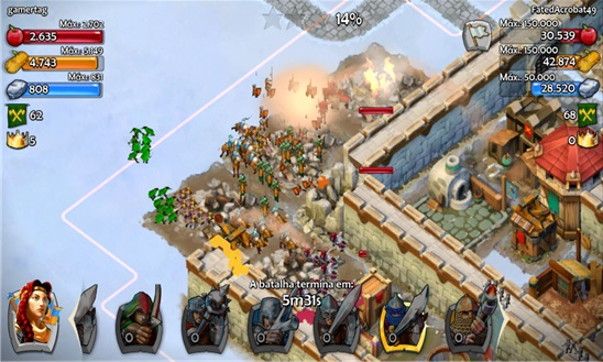 Age of Empires: Castle Siege - Imagem 2 do software