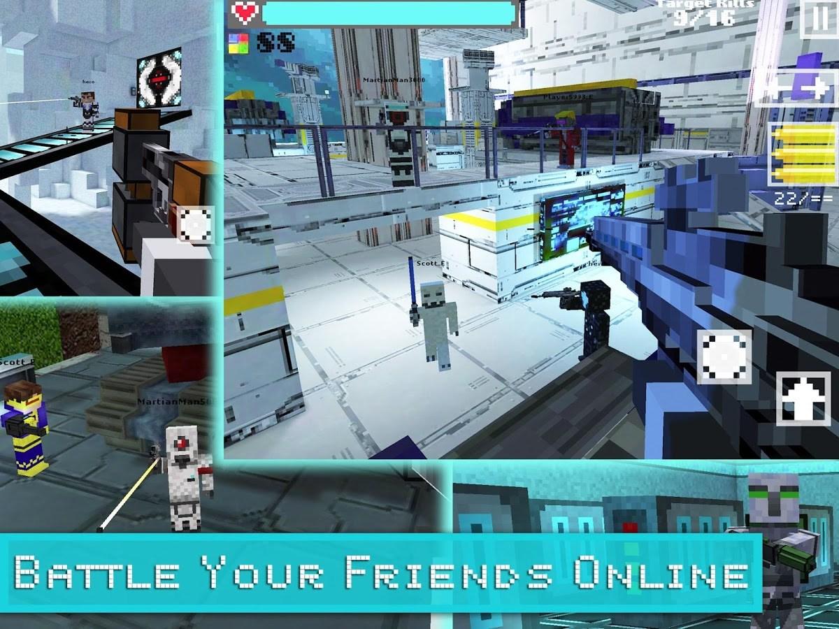 Block Gun 3D: Call of Destiny - Imagem 1 do software