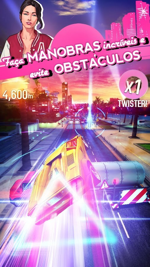 Asphalt Overdrive - Imagem 1 do software