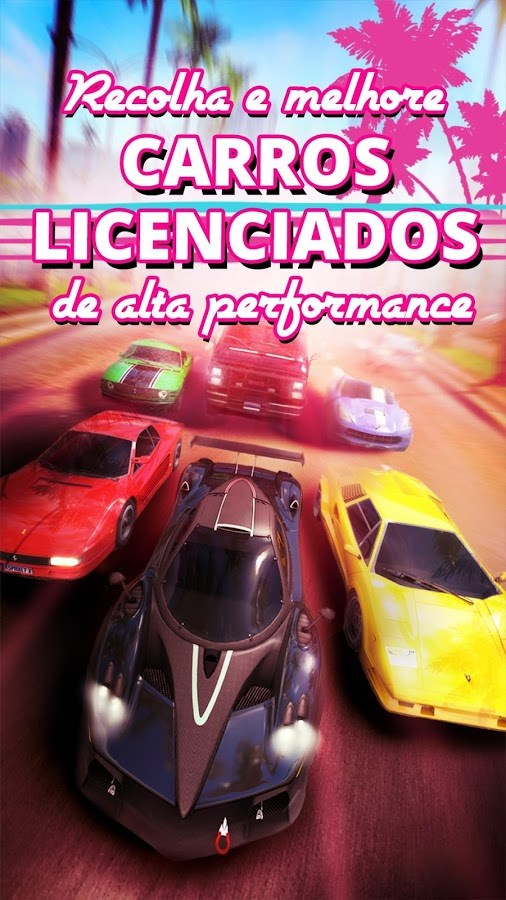 Asphalt Overdrive - Imagem 2 do software
