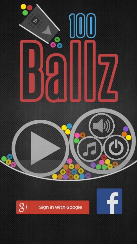 100 Ballz - Imagem 1 do software