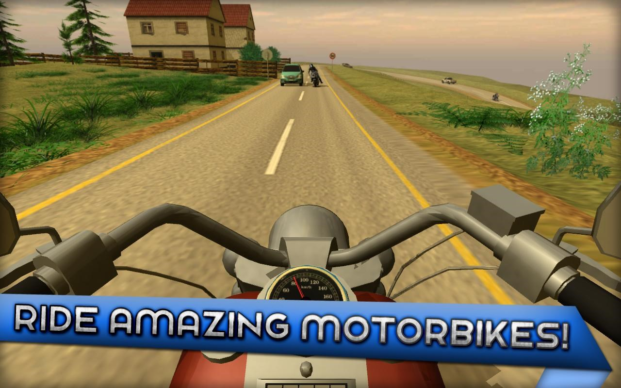 Motorcycle Driving 3D - Imagem 1 do software