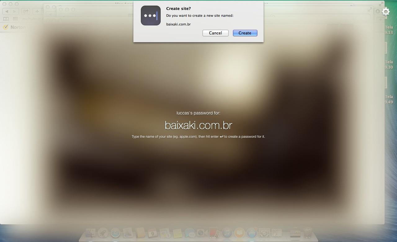 Master Password - Imagem 3 do software