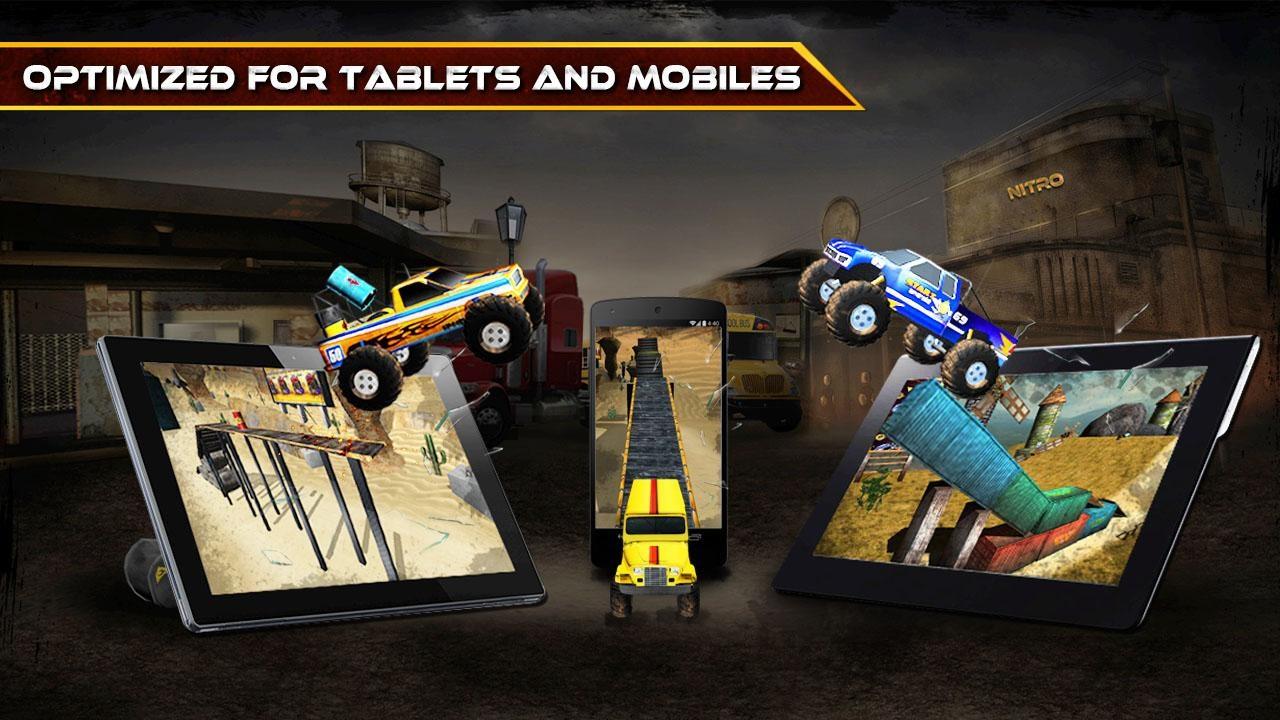 Nitro Truck 3D - Imagem 1 do software