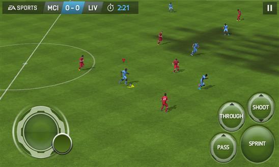 FIFA 15 Ultimate Team - Imagem 1 do software