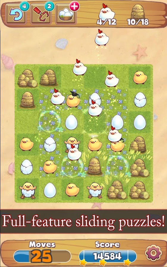 Chicken Scramble - Imagem 2 do software