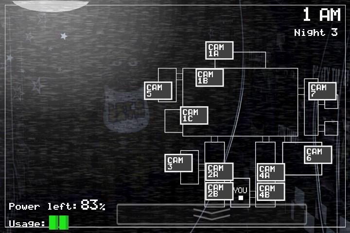 Five Nights at Freddy`s - Imagem 1 do software