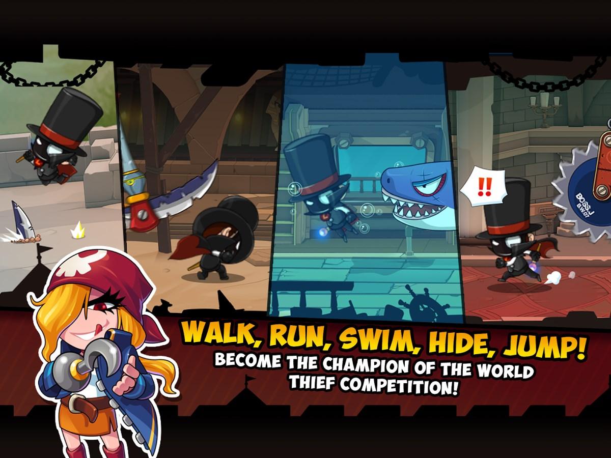Thief Lupin 2 - Imagem 1 do software