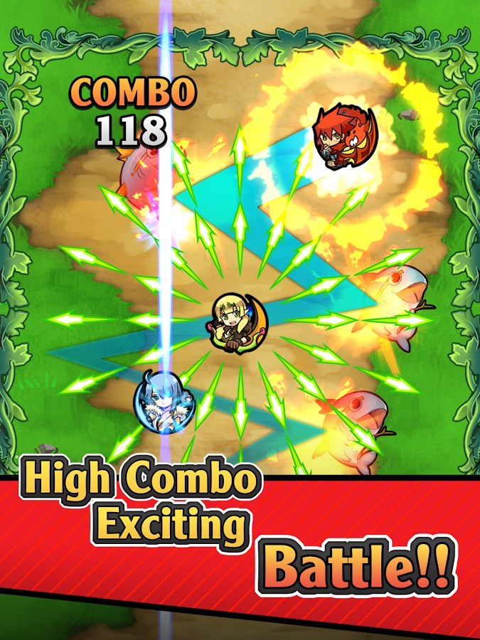 Brave Striker - Fun JRPG Style Battle Adventure Games from Japan - Imagem 1 do software