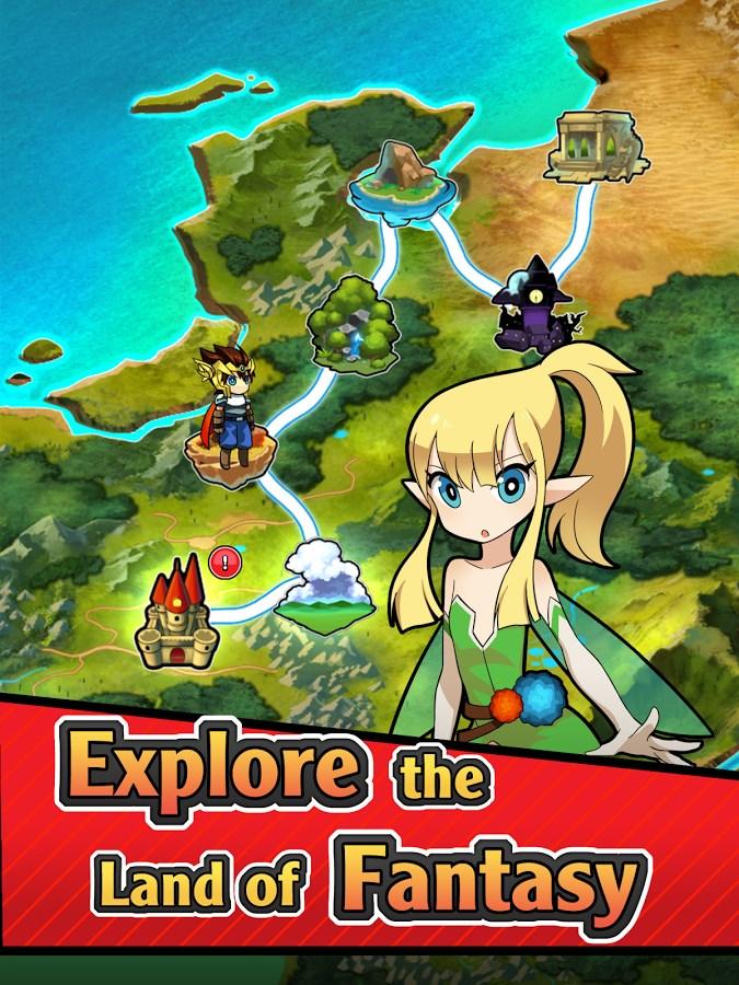 Brave Striker - Fun JRPG Style Battle Adventure Games from Japan - Imagem 2 do software