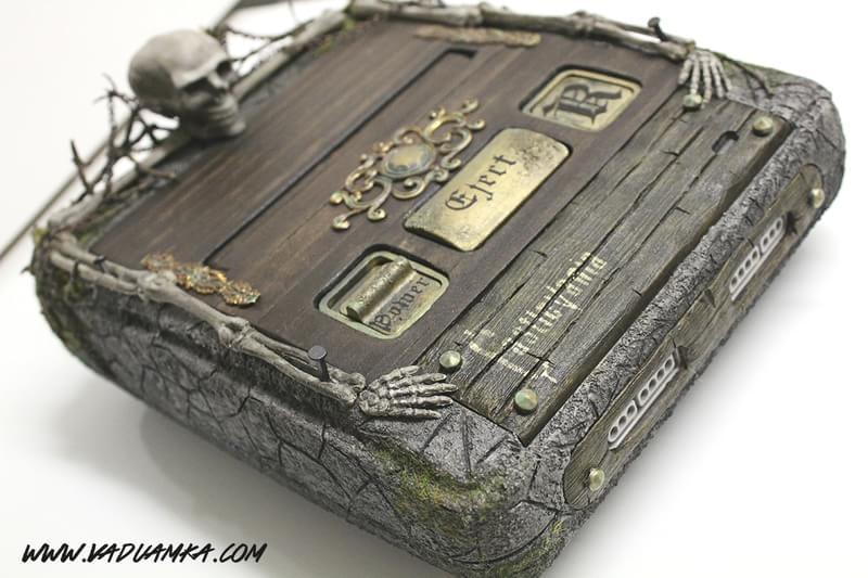 Super Nintendo é personalizado como a tumba de Drácula em Castlevania