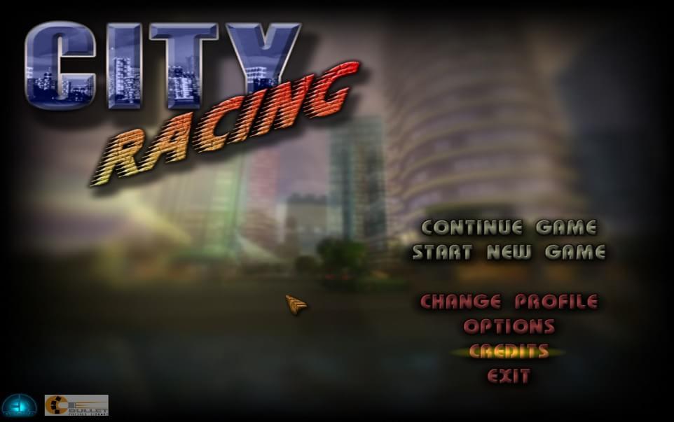 City Racing - Imagem 1 do software