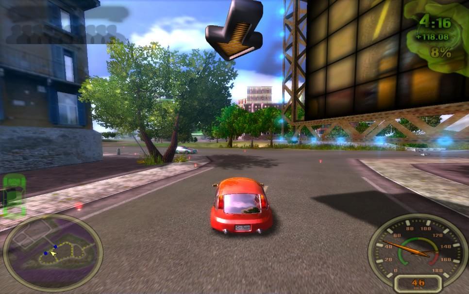 City Racing - Imagem 2 do software