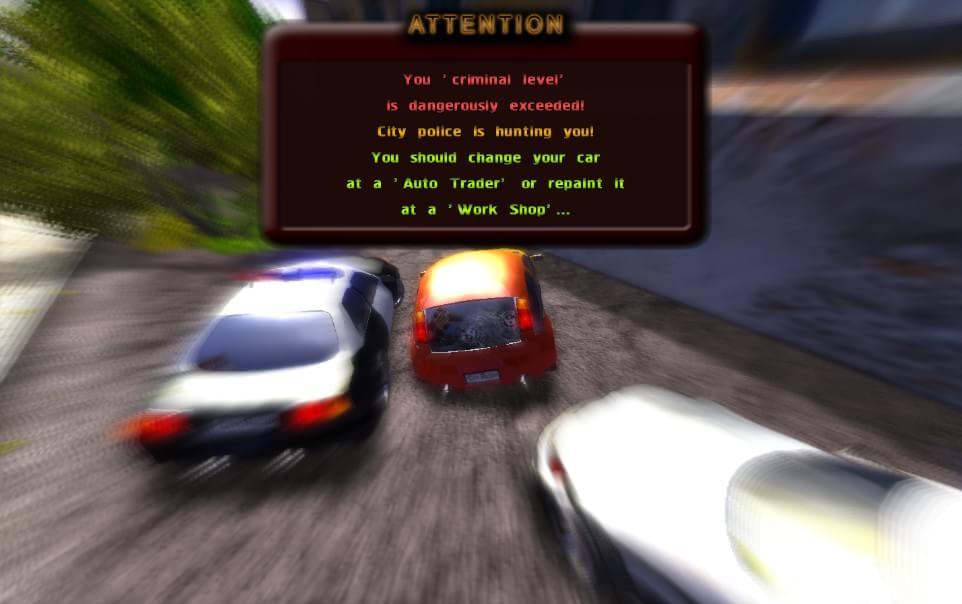 City Racing - Imagem 4 do software