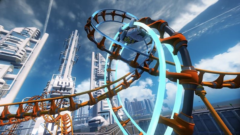 Mais screenshots de ScreamRide revelam detalhes sobre o exclusivo do Xbox