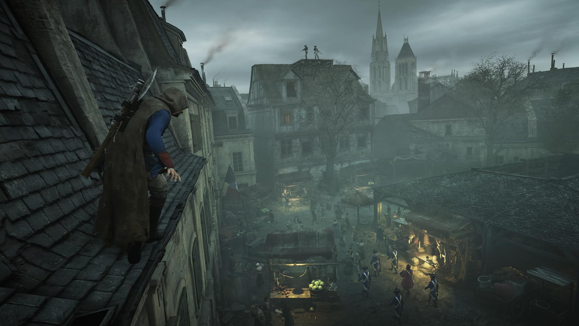 Gratuito, DLC Dead Kings para Assassin's Creed Unity sai na próxima semana