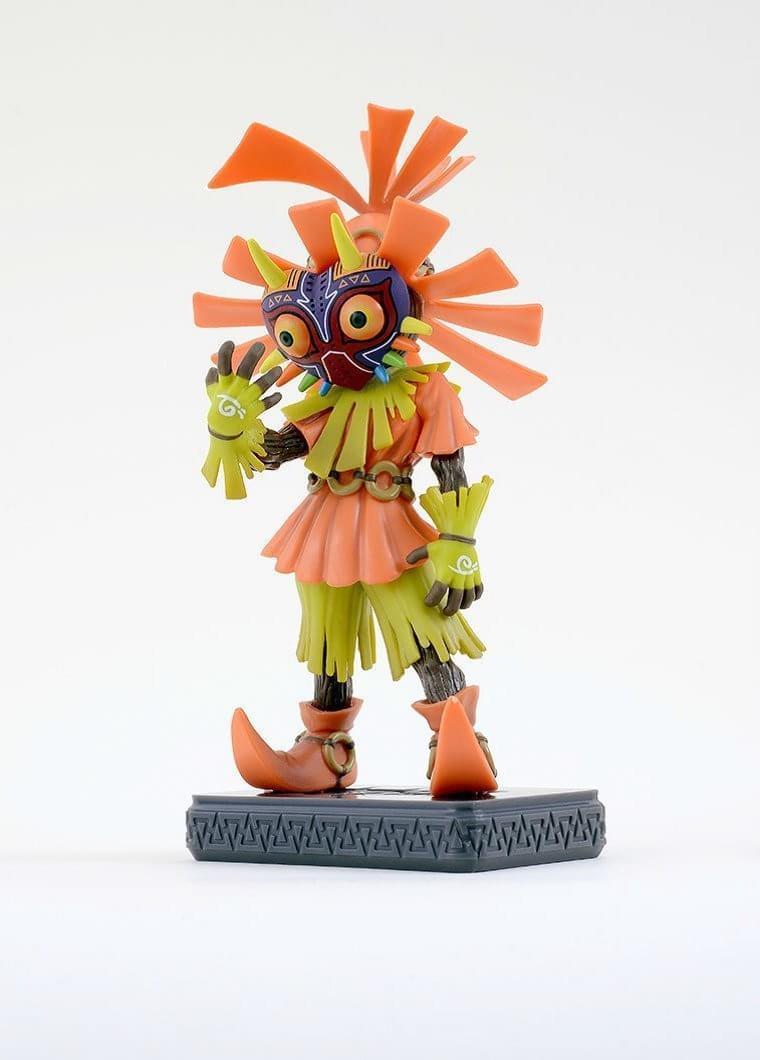 Edição especial de Zelda: Majora's Mask 3D conta com miniatura de Skull Kid