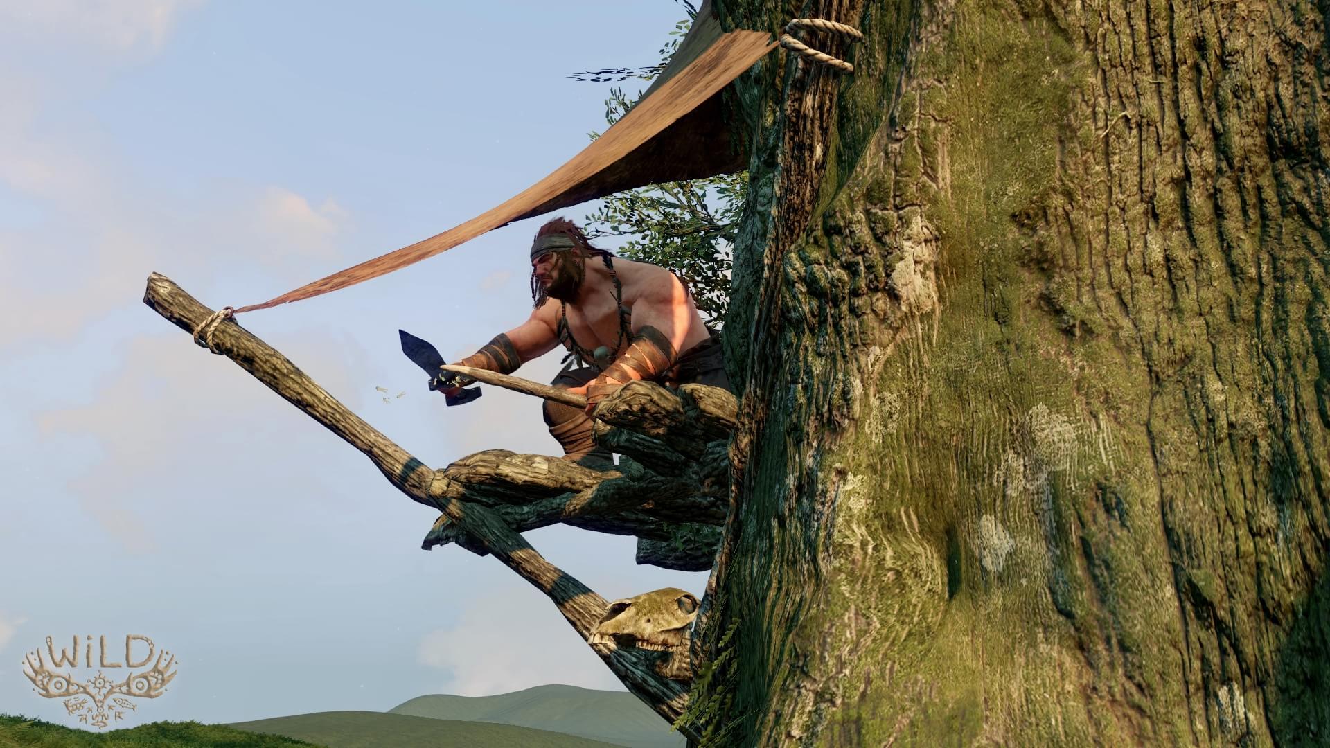 WiLD, novo exclusivo para PlayStation 4, revela belas imagens