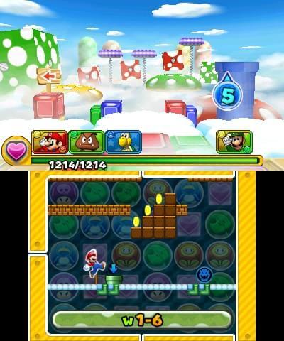 Puzzle & Dragons ganha edição baseada em Super Mario Bros. [vídeo]