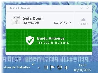Proteção USB